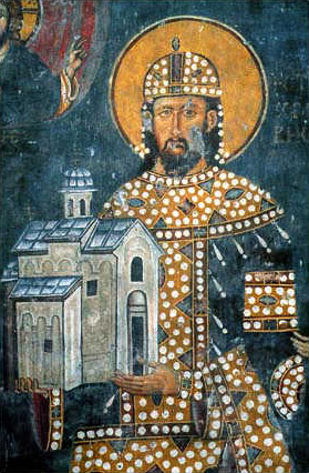 Fresco_of_Stefan_Dragutin,_Arilje.jpg