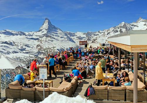 Best Restaurants Near Zermatt Station